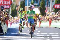ペーターサガンの協調について。 ツール・ド・フランス2016年第11ステージにて、 サガンはフルームとあともう1人、誰と協調したんでしたっけ? Googleで探しましたが、見つけれませんでした。