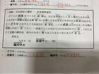 日本史の執権政治の質問です ここの「どうり」とはというところが分かりません