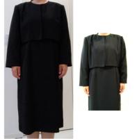 卒園式で全身黒の服装だと浮きますか? 真っ黒だとお葬式っぽいかな?と迷っています。コサージュかパールのネックレスをつけてベージュのパンプスを履く予定です。(バッグは服を決めてから購入予定)  卒園式や卒...