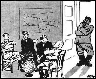 ミュンヘン会談の絵の人物の名前また国を全員教えてください、、