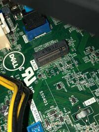 M.2 SSDスロットですが、M.2 Wi-Fiのアンテナを取り付けることは可能でしょうか? DELL optiplex 3050 sff です。