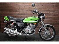 バイク好きのみなさん 好きなバイクはなんですか? 僕の好きなバイクは KH400 集チャンの単管