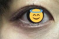 蒙古襞の見分け方がよくわからないのですが、私の目は蒙古襞あるのでしょうか?もし良ければ教えて頂きたいです。 メイクでわかりにくくてすみません!!!