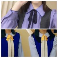 坂道制服クイズPart198 画像の制服を着てる  現役または、元坂道メンバーは  上下それぞれ、誰と誰でしょう?
