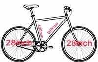 このサイズのクロスバイクに身長167cmは 大丈夫ですか?いま中2で身長のピークは 過ぎたと思われます。高校通学で使うのは 余裕ですか?また、今からカスタムしていくのは勿体なくないですか?