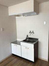 ワンルームの簡易的なキッチンなので、 まな板を置いて調理するスペースがありません。 シンクの横がガスレンジです。 この場合、シンクの長さに合わせてまな板を置いて、包丁をなどを使うのが一般的なのでしょうか?