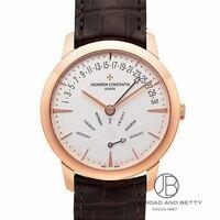 ヴァシュロン・コンスタンタン VACHERON CONSTANTIN の時計について パトリモニー・コンテンポラリー・レトログラード・デイ/デイト のようなデザインの時計を探しています  扇形の日付、曜日のデザインのものを...