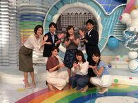 ↓の画像の日本テレビの女子アナの中で誰が一番好きですか?  お久しぶりです。  (◆taka23さん用◆)