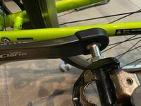 ロードバイクのクランクでこういうのを長年つけている場合、付けていた場所だけ変色?色が違うくなるということはありえますか?