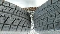 タイヤの摩耗について  前後では明らかな差異があるが 左右では殆どないんですね?