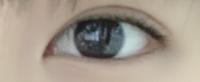 私の目に蒙古襞はありますか?調べてもよくわからなくて……