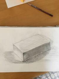 デッサン6枚目です おかしなところを辛口で評価していただきたいです できれば改善点を具体的に言ってくれると助かります 3時間ちょっとで描きました