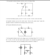 大学の電気工学で教授が出した問題です。。。 一応自分でも解いてみたのですが自信がないです。。 どなたかご教授お願いします。。