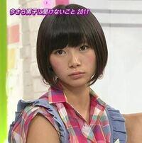 朝日奈央さんを妹か姉どちらに欲しいですか?