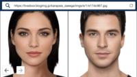 BTSのグクとテテと吉沢亮と真剣佑の中で一番美男はだれだと思いますか? 下の写真はイギリスの科学者が聞き取り調査を行い顔の合成ソフトを利用して、世界最高の美男美女のポートレート作りだしたそうです。 ご参考にどうぞ。