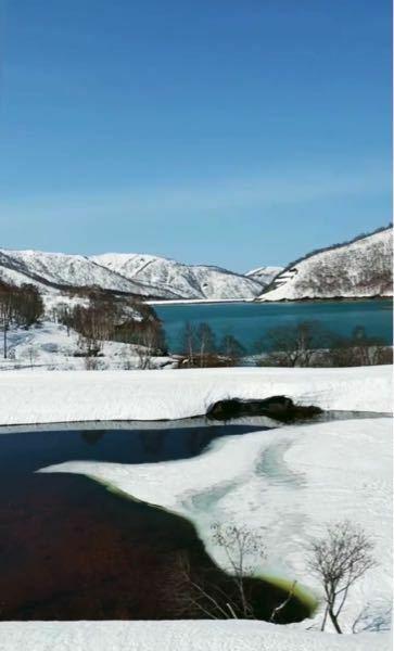 フォローしているインスタグラマーさんが載せていたスキー場なのですが、どこのスキー場なのかわかる方いますか?凄く景色が綺麗なので気になります。