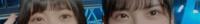 坂道パーツクイズ其の311 画像の現役または、元坂道メンバーは  左右それぞれ、誰と誰でしょう?