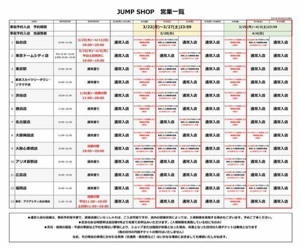 名古屋の方に行く予定です。 11に行く予定なんですが、通常入店というのは抽選しなくても行けるということでしょうな?