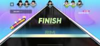 Rhythm HiveのBTSのステージ9が何回してもクリアできないのですが何故かわかりますか?