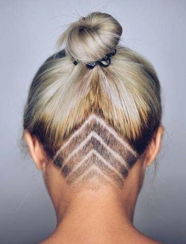 私女子なんですが、後ろ下だけ刈り上げたいんですけど、理容院、美容院どちらでやってもらったほうがいいですか?画像のような感じです!