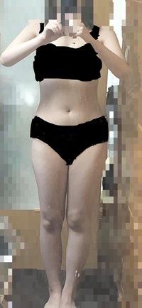 骨格診断お願いします 162cm/56kg 自分ではストレートだと思っています