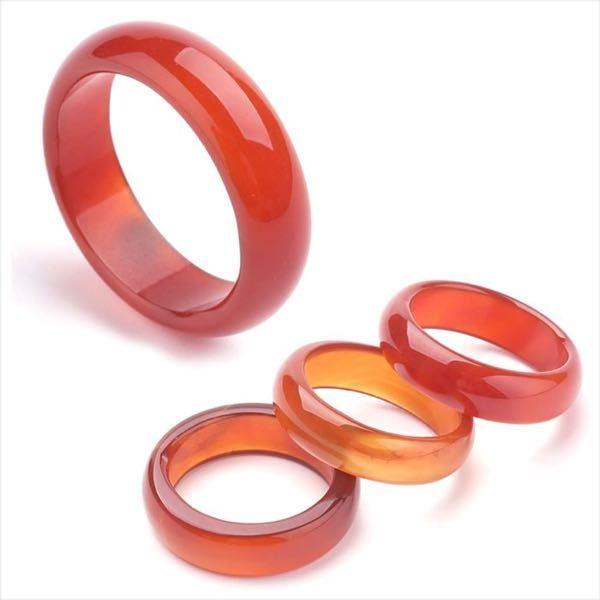 300円程度で購入できる、カーネリアンの指輪ってどこで売ってますか?