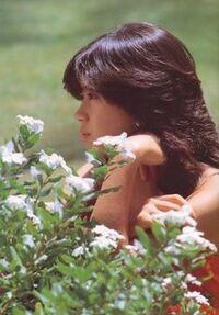 本日は語呂合わせで白の日です。 白いお花で何が好きですか?