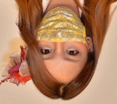 この子は誰ですか?多分元AKB48のなんとかさん
