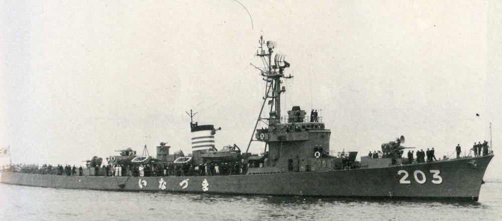 なぜイカヅチ型護衛艦のエンジンはトランクピストン型2サイクルなんでしょうか?