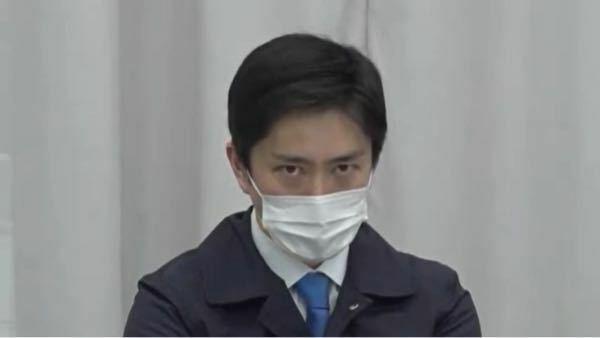 吉村知事って目ヂカラあってカッコ良いですよね?