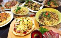 夕飯にピザやパスタの軽めのイタリアンはあり?