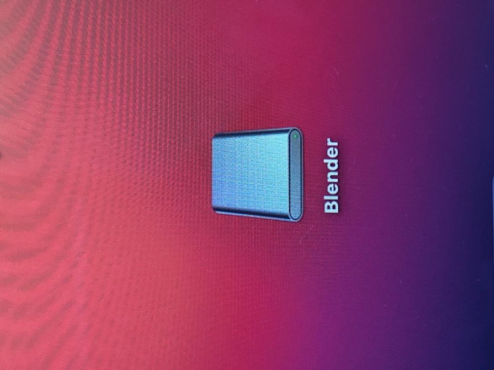 最近MacBookを購入したのでblenderをインストールしました。開く度に画面に下のようなものが出てくるのですが、出ないようにすることはできますか? また、duckへblenderを追加する方法を教えて頂きたいです。よろしくお願いします。