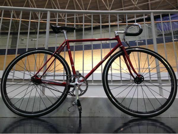 ピストバイクにブレーキを付けたいのですがオススメのブレーキマウントはありますか? フレームはナガサワです。