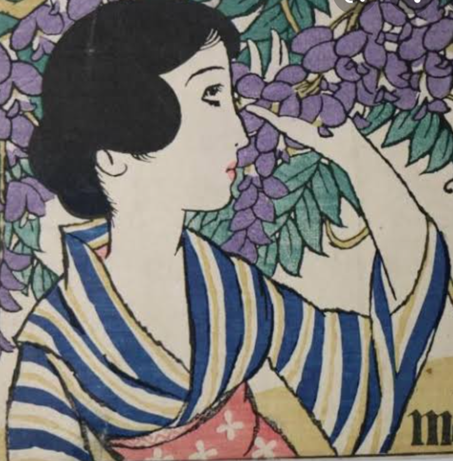 【竹久夢二の絵画を彷彿する曲】 レトロ趣味の質問者は、竹久夢二の儚げな絵がお気に入りです。 竹久夢二の絵を彷彿とする曲はありますでしょうか?