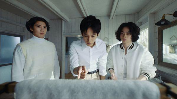 この菅田将暉さんのような髪型はなんと言うのですか?