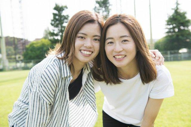 長谷川唯と清水梨紗はどちらがかわいいと思いますか?