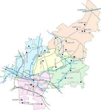 政令指定都市のワンランク下の市は「中核市」ですが、その中で最も人口が多い市は千葉県船橋市ですか?