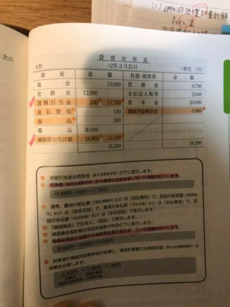 簿記三級の貸借対照表で、金額を右側と左側に書いているのは決まりですか?どういう理由で右側か左側に決まりますか?