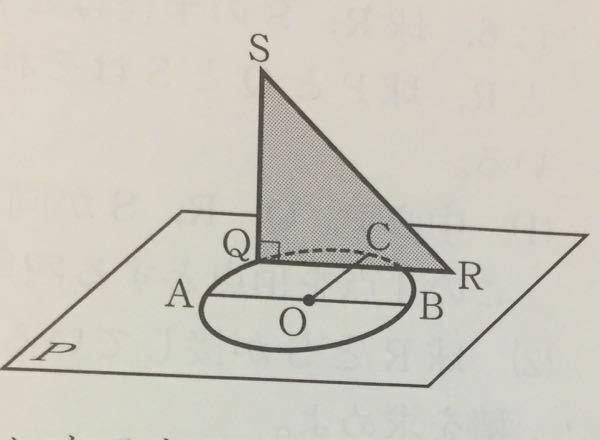 ∠Q=90°,QR=QS=8の直角二等辺三角形QRSの頂点Qを、平面上に垂直に置き、半径が4の円Oの周上の点Cから常にQR//ABとなるように円Oの周上を一周したときにできる回転体をpcの数学ソフトで描画するとどうなりますでしょう か?また作図の手順はどうなりますか?何卒宜しくお願い致します。