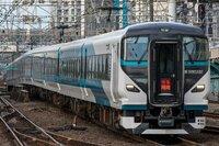 JR東日本の特に急がない湘南号の乗車率が平均4割以下だそうですが、 大幅値上げする前の3月12日までの湘南ライナーの時は概ね7~8割ぐらいの乗車率でしたので ライナー利用していた時の客の半分近くは特に...