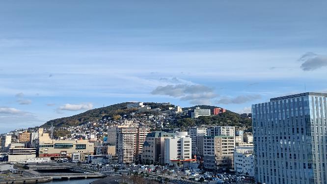 お前等は長崎市好きですか。 私は長崎市好きです。