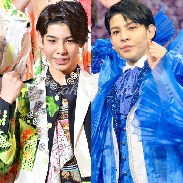 これってどっちが2019のですか? ラウール snowman 滝沢歌舞伎