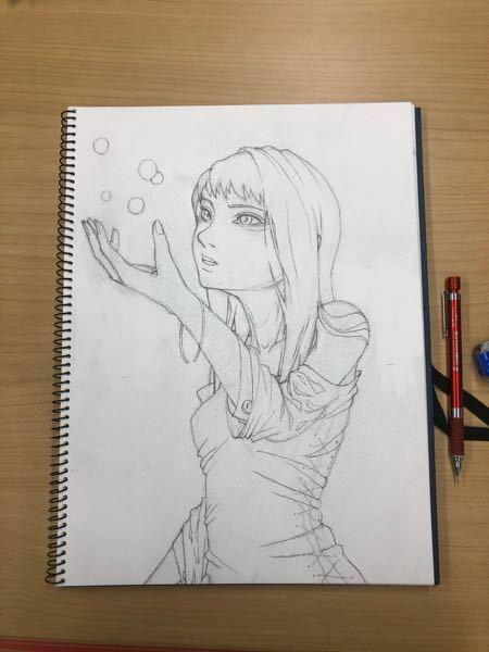 絵を描くのでお題をいくつかください! 難しいのは採用出来ないかもですが 下書きだけでもupします^^