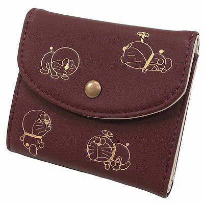 大学生の女です。 このドラえもんの財布可愛いと思ったんですけどダサいですか?? 友達が持ってたらどう思いますか?