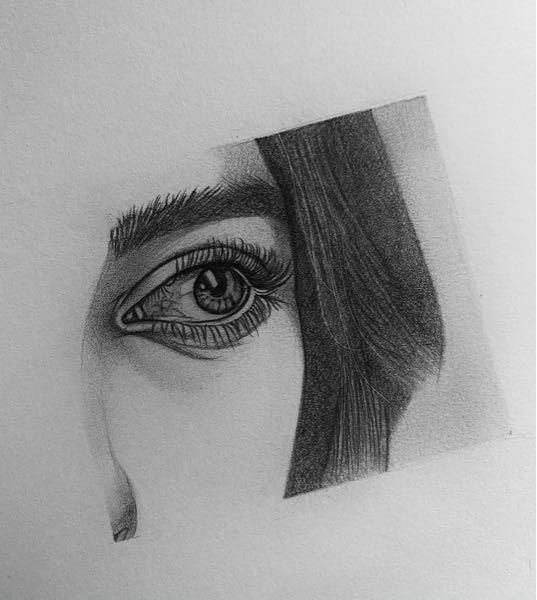 趣味の鉛筆画です。 評価お願いします。。