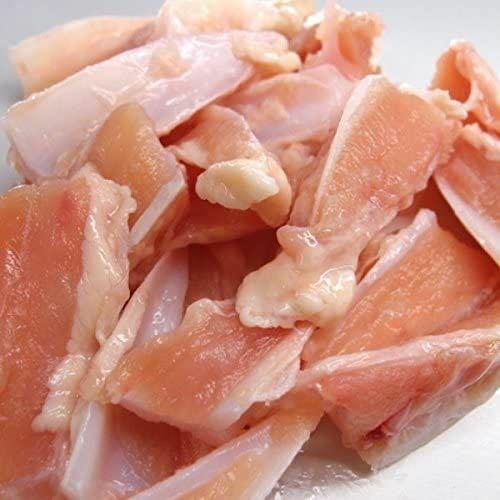 ヤゲン軟骨は100gあたり54kcalといわれますが、写真のほようにお肉部分もあるものも54kcalなのでしょうか?ささみでも100gあたり192kcalですよね。