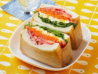 どんなサンドイッチが好きですか?