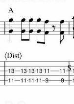 めちゃくちゃギター初心者の質問です。 例えば、パワーコードでこの画像のようなコードがあったら、この4弦の部分はミュートするんですか? また、ミュートする場合はどのようにするのか教えてください。