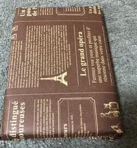 メルカリで出品者として発送したいと思うのですが柄付きのクラフト紙でも発送されますか? ちなみに中にはビニール袋で二重に入れてるので水に濡れることはないと思うのですが、発送ができるかが心配です。
