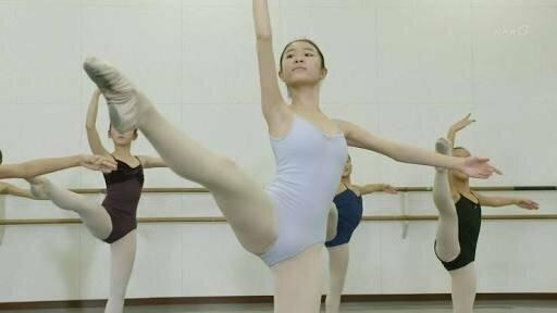 バレエや新体操を性的な目で男性に見られるのは不快ですか?